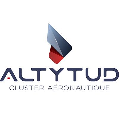 Logotype - Altytud, Cluster aéronautique