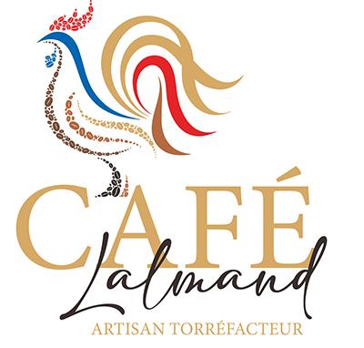Logotype - Café Lalmand, Artisan torréfacteur